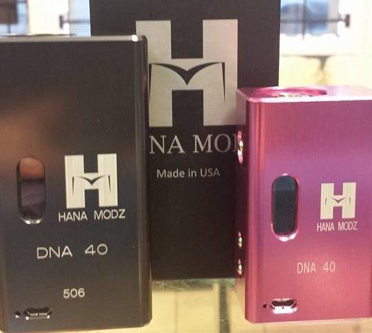 New DNA 40 Hana modz available