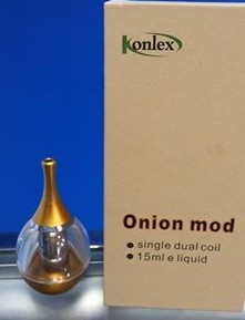 Onion mod. Tank and mod all in one.