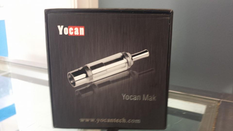 Yocan Mak. Herbal vape tank for ego thread!!