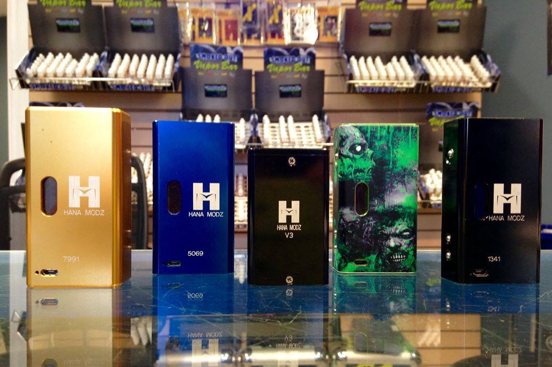 Like any company, hana modz came from humble beginnings and as time progressed the model of the V3 has changed to provide authenticity.