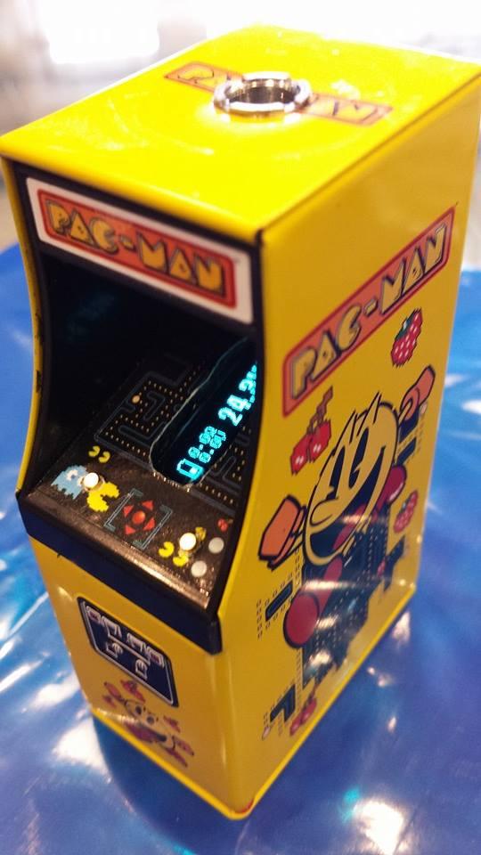 Pacman Custom DNA 30 watt mod